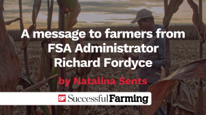 A message to farmers from Richard Fordyce thumbnail