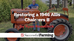 Thumbnail image for 1946 Allis Chalmers B