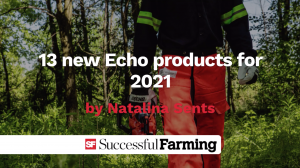 2021 Echo products video thumbnail