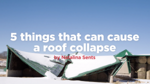 roof collapse video thumbnail