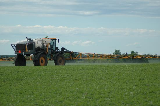 Dicamba available for use under North Dakota state registration