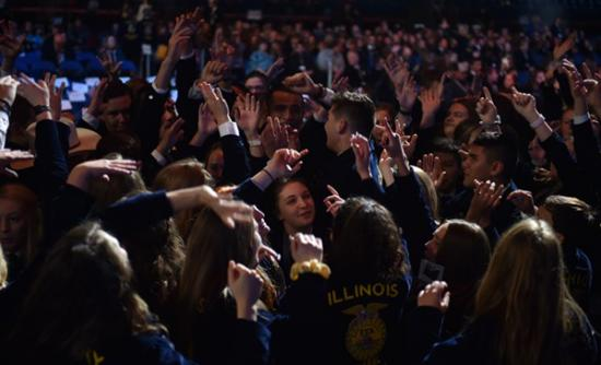 For the Future. For All | The 93rd National FFA Convention & Expo